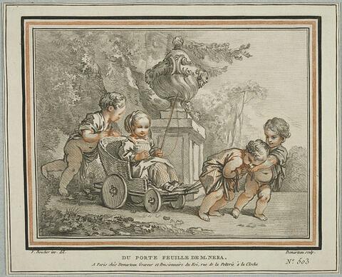 Le Petit chariot