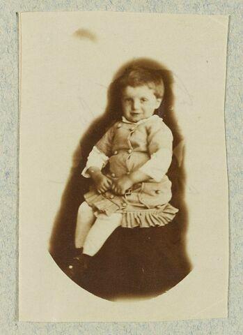Deux photos annotées par Jongkind, 10 oct. 1887, 1878
