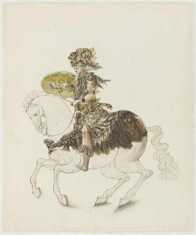 Costumes des Fêtes, Mascarades. Théâtres, etc., de Louis XIV