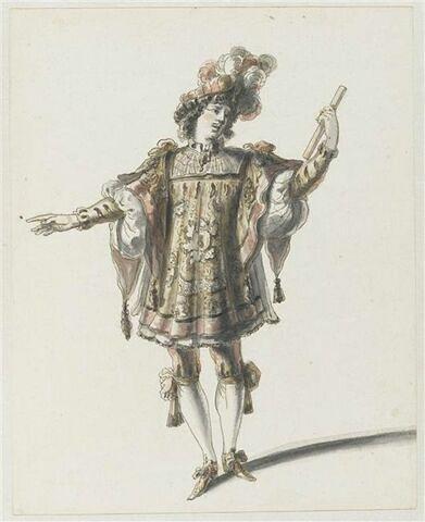 Héros enchanté (opéra Amadis)