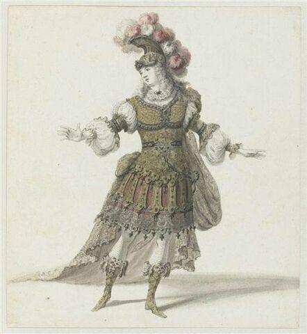 Costume de Thésée