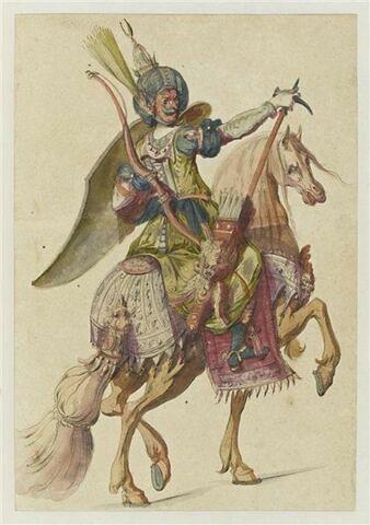 Cavalier oriental