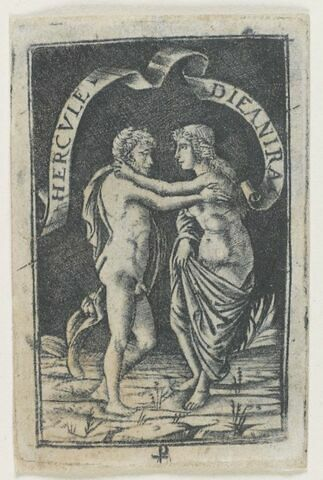 Hercule et Déjanire