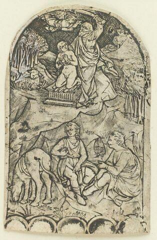 Le Sacrifice d' Abraham