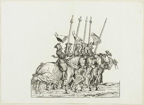 Le triomphe de Maximilien