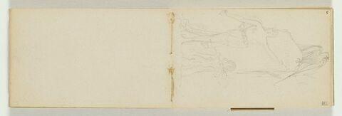 Projet de monument à Victor Hugo surmonté d'un aigle