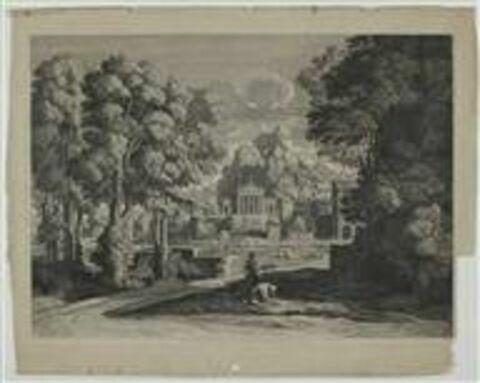 Les funérailles de Phocion, d'après Poussin