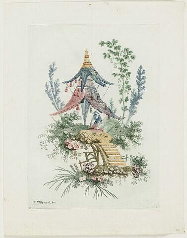 Nouvelle Suitte de Cahiers chinois a L'usage des dessinateurs et des peintres. Inventes et dessinés
