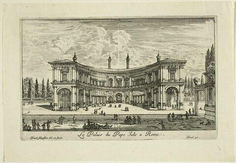 Villa Giulia à Rome
