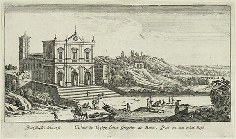 Eglise Saint Grégoire à Rome