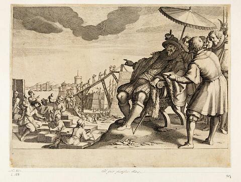 Principaux faits du règne de Ferdinand Ier, Grand Duc de Toscane : Il fait fortifier le port de Livourne