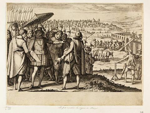 Principaux faits du règne de Ferdinand Ier, Grand Duc de Toscane : Il fait rétablir les digues de Pise