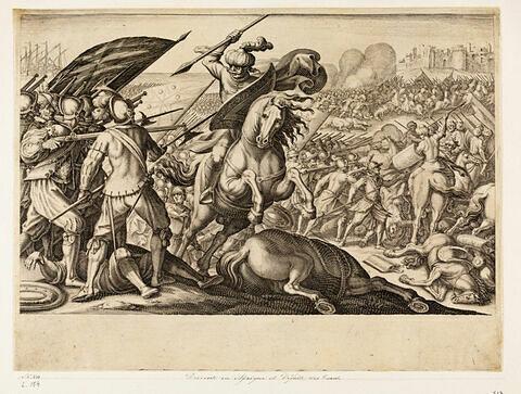 Principaux faits du règne de Ferdinand Ier, Grand Duc de Toscane : Descente en Afrique et Défaite des Turcs
