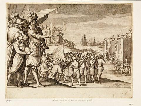 Principaux faits du règne de Ferdinand Ier, Grand Duc de Toscane : Autre sujet de la prise de Bône