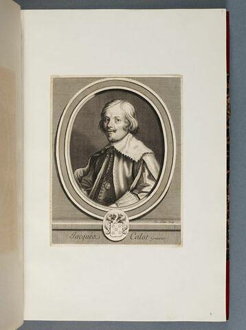 Portrait de Jacques Callot