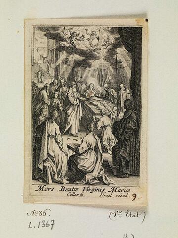 Mort de la Vierge Marie