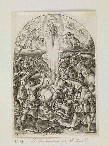 La Conversion de St Paul