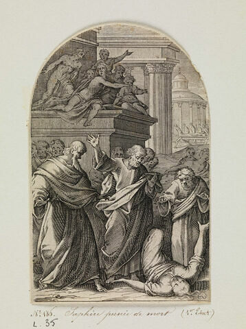 Saphire punie de mort