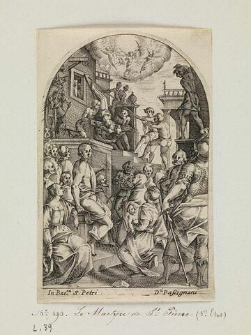 Le Martyre de Saint Pierre
