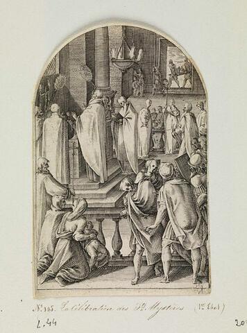 La Célébration des Saints Mystères