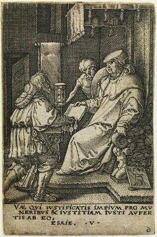 La Mort auprès d'un cardinal