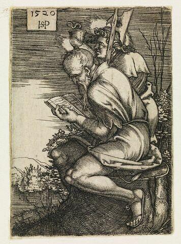 Saint Matthieu et saint Jean