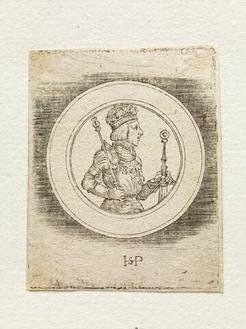 Portrait d'un empereur