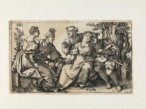 Deux couples et un bouffon