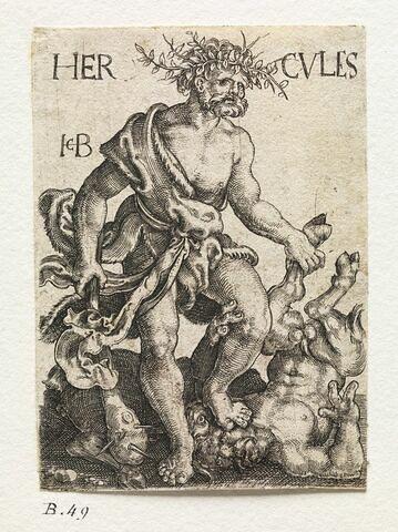 Hercule et Nessus
