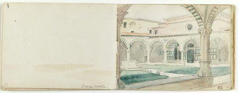 Santa Maria Novella : cloître