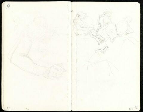 Etude de bras
