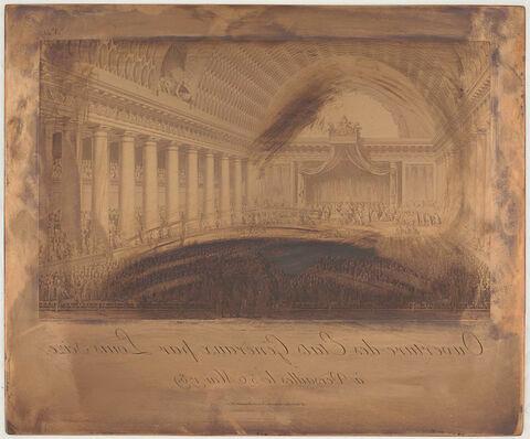 Ouverture des Etats Généraux de 1789.