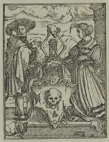Les armoiries de la mort