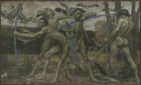 Les Tireurs à l'arc