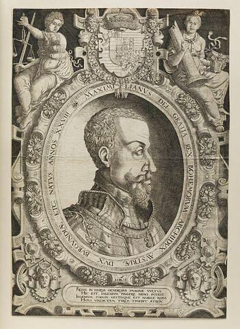 Portrait de Maximilien Ier