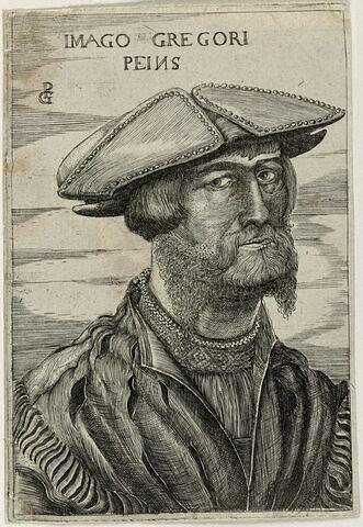 Portrait de Georg Pencz
