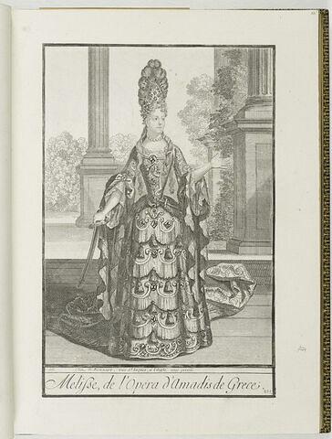 Mélisse, de l'Opéra d'Amadis de Grèce