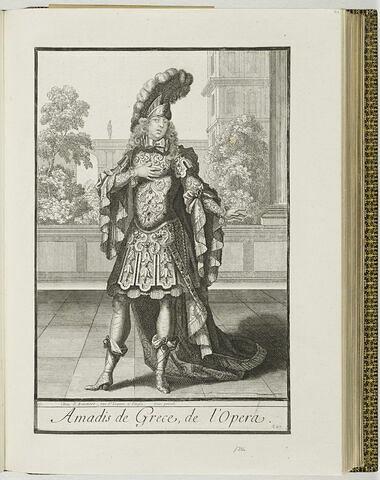 Amadis de Grèce, de l'Opéra