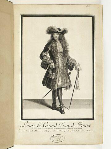 Louis le Grand, Roi de France