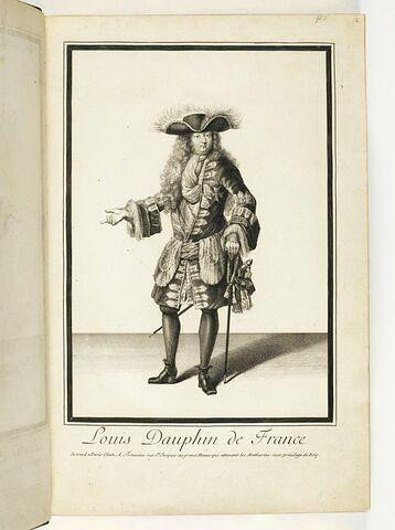 Louis Dauphin de France