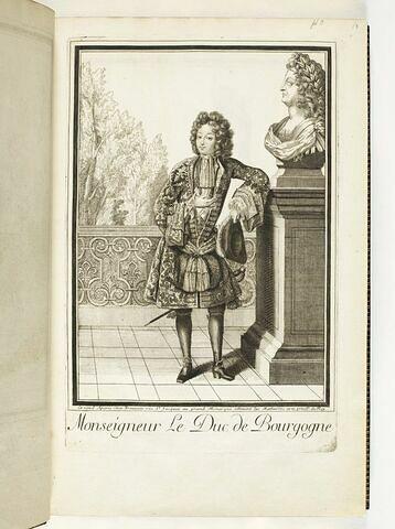 Monseigneur le Duc de Bourgogne
