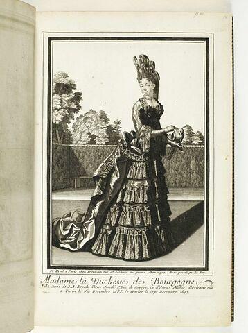 Madame la Duchesse de Bourgogne