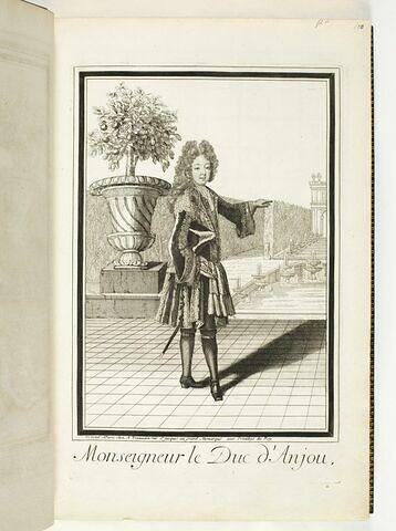 Monseigneur le Duc d'Anjou