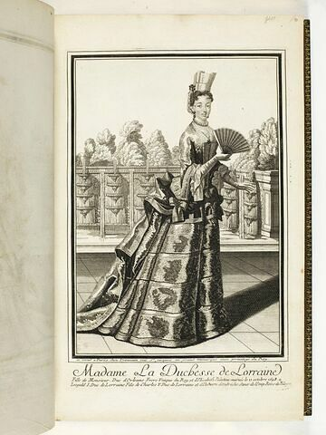 Madame la Duchesse de Lorraine