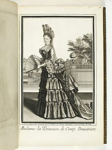 Madame la Princesse de Conti, Douairière