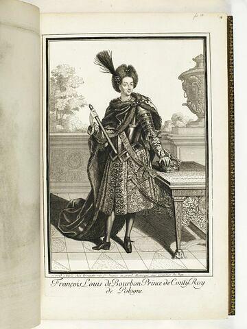 François Louis de Bourbon, Prince de Conti, Roi de Pologne