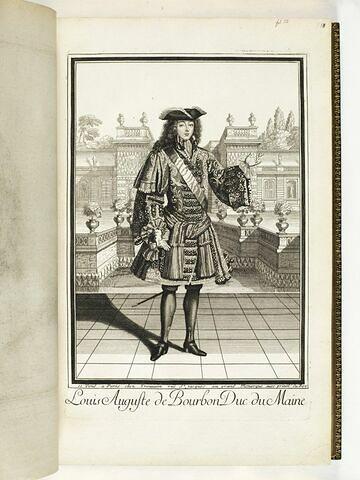 Louis Auguste de Bourbon, Duc du Maine