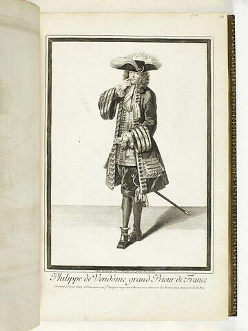Philippe de Vendôme, Grand Prieur de France