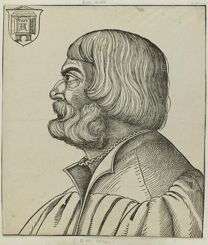 Portrait d'Albrecht Dürer