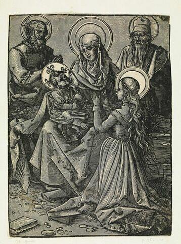 Sainte Famille avec Anne et Joachim